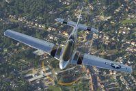 PH-VDF @ AIR TO AIR - P51 Mustang