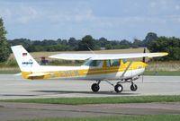 D-EMFM @ EDAY - Cessna 152 at Strausberg airfield - by Ingo Warnecke