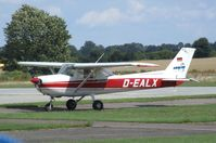 D-EALX @ EDAY - Cessna 150 at Strausberg airfield - by Ingo Warnecke