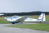 D-KDGP @ EDAY - Scheibe SF-25A Falke at Strausberg airfield - by Ingo Warnecke