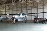 D-FINK @ EDAY - Cessna 208B Grand Caravan at Strausberg airfield - by Ingo Warnecke