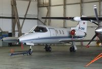 D-CMMM @ EDAY - Lear Learjet 24D at Strausberg airfield - by Ingo Warnecke