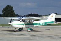D-EBOP @ EDAY - Reims / Cessna F.127N Skyhawk at Strausberg airfield