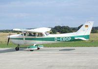 D-EBOP @ EDAY - Reims / Cessna F.127N Skyhawk at Strausberg airfield - by Ingo Warnecke