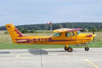 D-EAEF @ EDAY - Cessna 152 at Strausberg airfield - by Ingo Warnecke