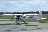 D-MAGX @ EDAY - Remos GX at Strausberg airfield