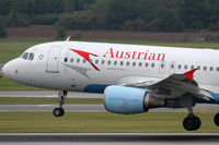 OE-LBS @ VIE - Austrian Airlines - by Joker767