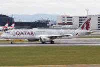 A7-AIC @ VIE - Qatar Airways - by Joker767
