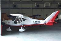 D-MRDI @ EDAY - Flyitalia MD-3 Rider at Strausberg airfield