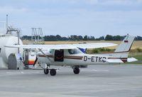D-ETKD @ EDAY - Cessna 152 II at Strausberg airfield - by Ingo Warnecke