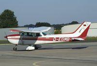 D-EGMB @ EDAY - Cessna (Reims) F172P at Strausberg airfield