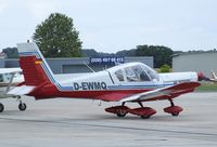 D-EWMQ @ EDAY - Zlin Z-42MU at Strausberg airfield - by Ingo Warnecke