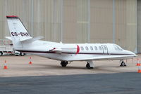CS-DHR @ EGNX - NetJets Transportes Aereos - by Chris Hall