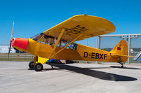 D-EBXF @ EDNY - Taken at Dornier museum at Friedrichshafen, during the Do Days - by Gerard v.d. Schaaf