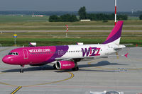 HA-LPB @ LHBP - Wizz Air HA-LPB; prev. operator ACES Colombia as N635VX; test reg: F-WWDT - by Thomas M. Spitzner