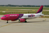 HA-LPC @ LHBP - Wizz Air HA-LPC; test reg: F-WWDF; ex ACES Colombia VP-BVD - by Thomas M. Spitzner