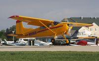 N8081E @ KOSH - Cessna A185F - by Mark Pasqualino