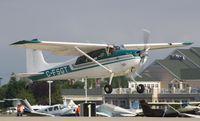 C-FSGT @ KOSH - Cessna 180H - by Mark Pasqualino