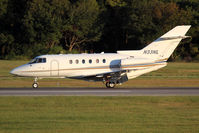 N33NL @ ORF - Delta AirElite Business Jets N33NL (FLT ELJ33) from Greenbrier Valley (KLWB) rolling out on RWY 5 after landing.
