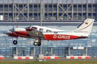 D-GRUS @ EDDR - Piper PA-34-220T - by Jerzy Maciaszek