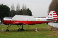RA-3559K @ LFPL - Parked