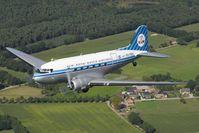 PH-PBA @ AIR TO AIR - Dutch Dakota DC3