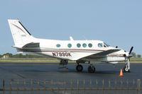 N799GK @ DTO - At the Denton Municipal Airport