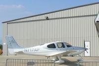 N717AP @ DTO - At Denton Municipal Airport
