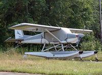 N6317Y @ 39N - Intersting aircraft! - by Daniel L. Berek