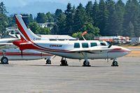 C-FFIF @ CYXX - Piper PA-60-600 Aerostar [60-0702-7961218] Abbotsford~C 21/07/2008 - by Ray Barber