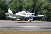 N2273F @ KPAE - Snohomish County Airport aka Paine Field - by Terry Green