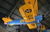 42-17800 @ KFFO - PT-13D at AF Museum