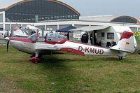 D-KMUD @ EDNY - Nitsche AVO 68 R-115 Samburo Turbo [009] Friedrichshafen~D 04/04/2009 - by Ray Barber