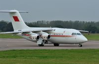 A9C-HWR @ EGSH - Leaving following respray, with subtle changes to the colour scheme. - by keithnewsome