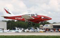 N706SP @ KOSH - Piper PA-23-250 - by Mark Pasqualino