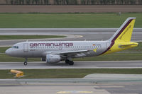 D-AKNL @ LOWW - Germanwings Airbus A319 - by Thomas Ranner