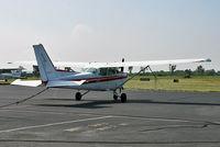 N54020 @ 39N - Nice 1981 Skyhawk II resting at Princeton Airport - by Daniel L. Berek
