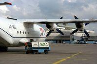 LZ-VEC @ CGN - Terminal 1