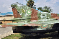 029 - Exhibited at Military Museum in Sofia - by Terry Fletcher
