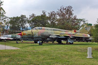 511 - Exhibited at Military Museum in Sofia - by Terry Fletcher