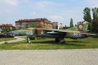070 - Exhibited at Military Museum in Sofia - by Terry Fletcher