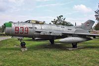 939 - Exhibited at Military Museum in Sofia - by Terry Fletcher