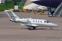 M-TEAM @ EGCC - Cessna 525, c/n: 525-0609 at Manchester Uk