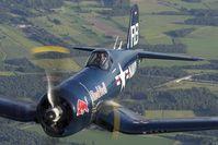 OE-EAS @ INFLIGHT - Flying Bulls Corsair
