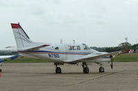 N78D @ RBD - Mosquito spraying aircraft in Dallas.