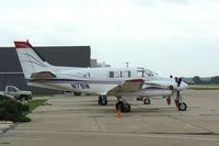 N79W @ RBD - Mosquito spraying aircraft in Dallas.