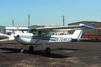 N704KX @ T67 - At Hicks Field - Fort Worth, TX