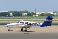 N683AT @ AFW - At Alliance Airport - Fort Worth, TX