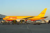 N752AX @ DFW - DHL 767 at DFW Airport