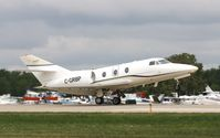 C-GRBP @ KOSH - Falcon 10 - by Mark Pasqualino